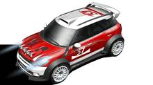 2010 Mini John Cooper Works World Championship 50 . (BMW)