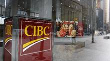 File photo of a CIBC branch in downtown Toronto. (Mark Blinch/Reuters)