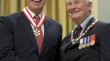 Governor-General David Johnston. (Adrian Wyld/The Canadian Press)
