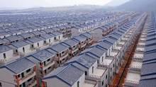 A general view of newly built houses in Hainan province, in this file photo. (Reuters)