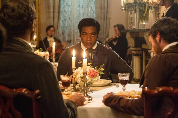 Chiwetel Ejiofor in a scene from 12 Years a Slave, which won TIFF's People's Choice Award before going on to win the Oscar for best picture in 2014.