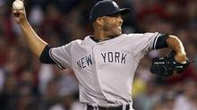 Mariano Rivera has spent his entire career with the New York Yankees. (DOMINICK REUTER/REUTERS)