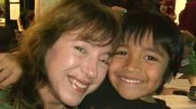 Globe reader Suzanne Lyon and her son, who was adopted from Ecuador. (Courtesy of Suzanne Lyon/Courtesy of Suzanne Lyon)