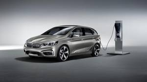 BMW Active Tourer Concept.