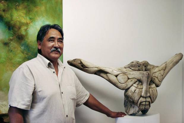 Abraham Anghik Ruben is named to the Order of Canada for his artistic contributions as a sculptor and for his preservation of our northern heritage and national identity.