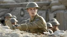 Birdsong: Two lovers are separated by World War I in this fiery romance based on Sebastian Faulks' novel.