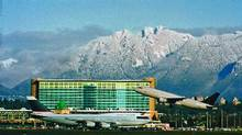Fairmont Vancouver Airport, Richmond, B.C.