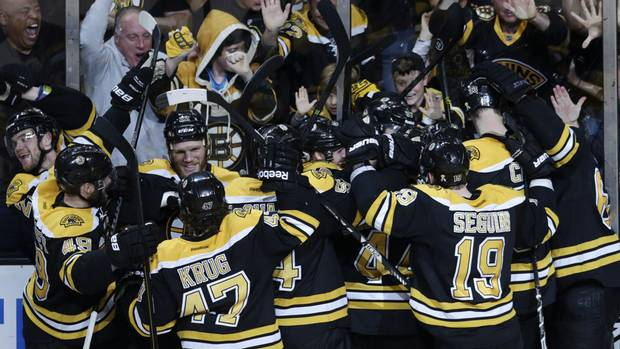 Bruins Put Penguins In Stranglehold After Game 3 Double OT Win