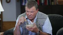 William Shatner as Ed Goodson in the CBS sitcom $#*! My Dad Says. (CBS)