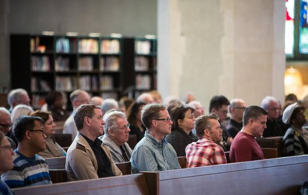 Every year, Rev. Dan Chambers and Very Rev. Gary Paterson choose four or five Oscar-nominated films and select scripture readings and other elements to complement the chosen movies.