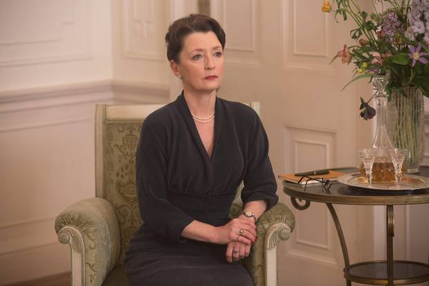 Phantom Thread stars food as a proxy for control. Lesley Manville play sister Cyril Woodcock.