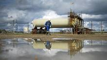 Cenovus's strategy assumes West Texas crude will range between $85 and $105 a barrel between 2012 and 2021. (Kevin Van Paassen/The Globe and Mail/Kevin Van Paassen/The Globe and Mail)