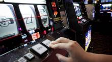 The 150 slot machines at Newton Square Bingo Hall have become a flash-point in concerns about public safety and quality of life in the neighbourhood. (JOHN LEHMANN/The Globe and Mail)