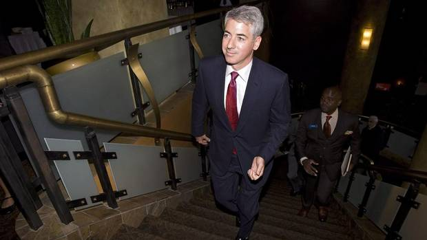 Activist investor Bill Ackman, head of Pershing Square Capital Management, went to war with the board of the country's second largest railroad and won. Much of the board and CEO Fred Green resigned. It was a signal moment for Canadian boards, showing that even blue chip companies were not immune to shareholder activism. (Jeff McIntosh/The Canadian Press)