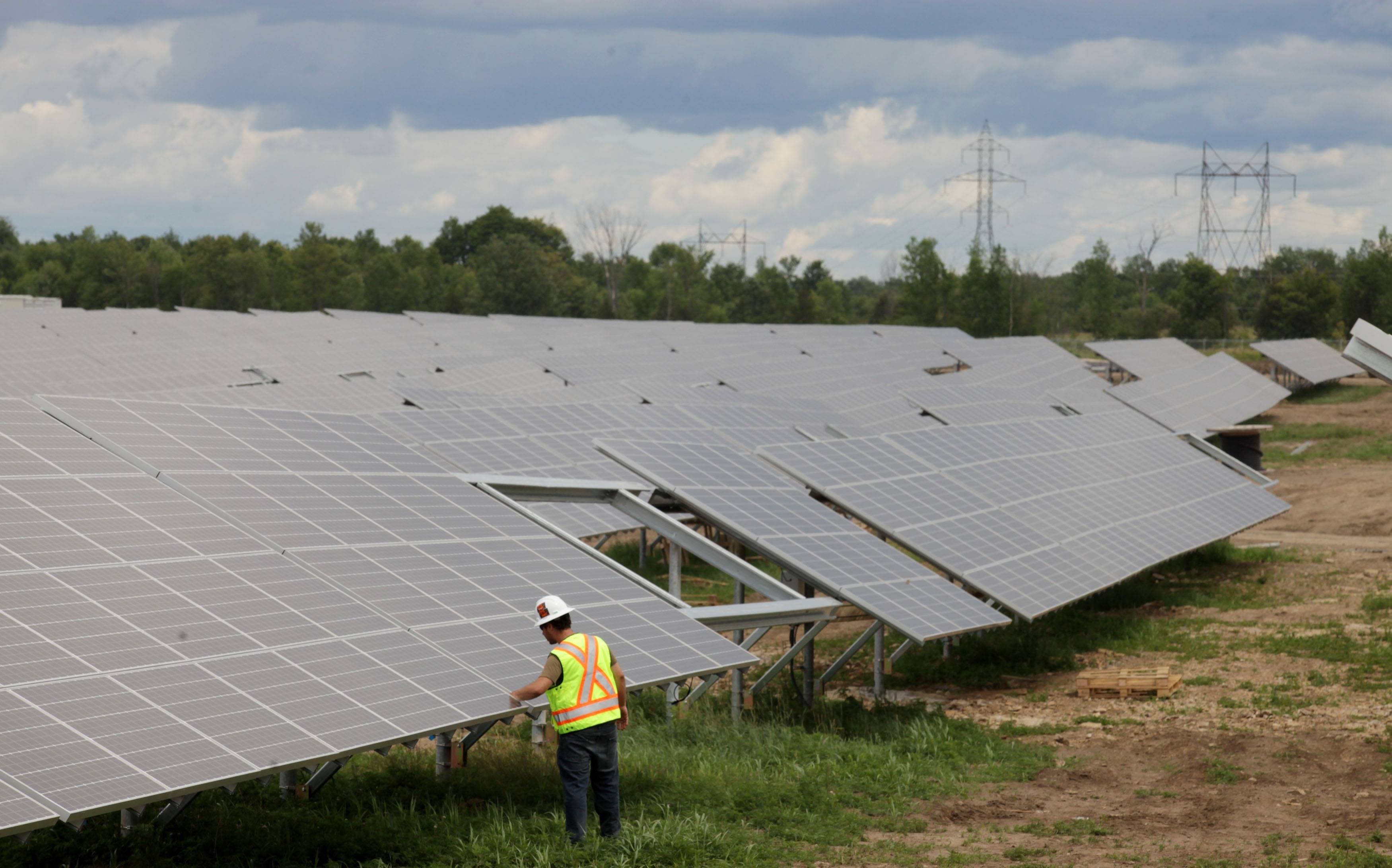 Solar Power Surging To Forefront Of Canadian Energy The