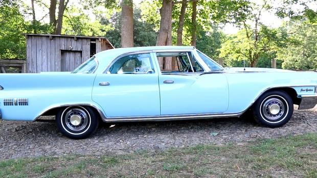 1961 Chrysler New Yorker Moonshine car