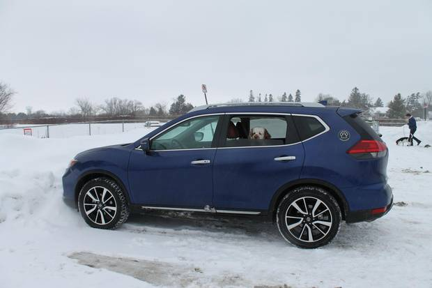 Nissan Rogue Dogue is less practical than it looks - The Globe and Mail