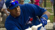 The Toronto Blue Jays and Yunel Escobar have big expectations for this season. FILE PHOTO:THE CANADIAN PRESS/Frank Gunn (Frank Gunn/CP)