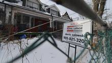 CMHC's private sector rivals argue that higher mortgage premiums are overdue. (FRED LUM/THE GLOBE AND MAIL)