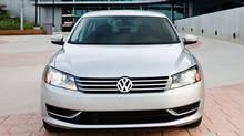 2012 Volkswagen Passat (Volkswagen)