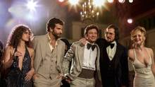 A scene from American Hustle, one of the films in the running for best-picture honours at the Academy Awards. (Francois Duhamel/AP)