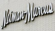 Luxury retailer Neiman Marcus posted net income of $48.4-million (U.S.) for the quarter ended Oct. 29, nearly double that of a year ago. (JOHN GRESS/REUTERS)