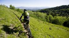Park City, Utah, has more than 563 kilometres of trails for mountain biking. (Ross Downard)