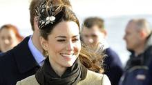 Kate Middleton (DYLAN MARTINEZ/REUTERS)