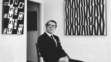 Walter Moos opened his first art gallery in Yorkville in May, 1959.