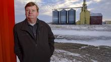 Gary Stanford, who farms near Lethbridge, Alta., is president of the Grain Growers of Canada. (David Rossiter for the Globe and Mail)
