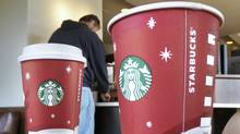 Starbucks profit rises despite economic jitters (Danny Johnston/AP)