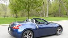 2013 Nissan 370Z Roadster (Petrina Gentile for The Globe and Mail)