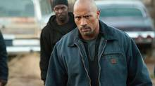 DWAYNE JOHNSON stars in SNITCH Ph: Steve Dietl © 2012 Summit Entertainment, LLC. All rights reserved. (Steve Dietl)
