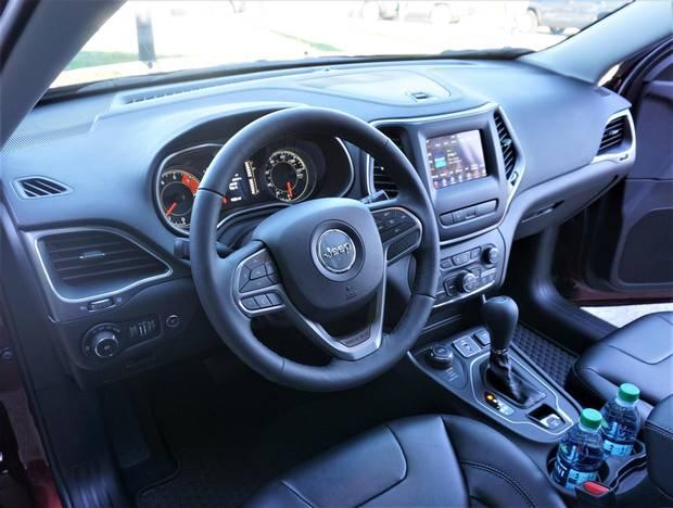Jeep Cherokee for Road test by Photos by Jeremy Sinek DSC04117.JPG