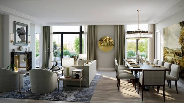 All units will feature outdoor spaces.