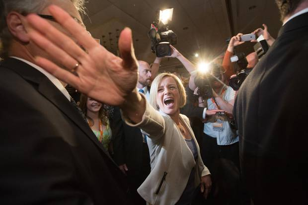 NDP Premier Rachel Notley's election victory last year has breathed new urgency into the unite-the-right movement.