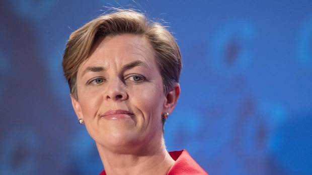 """Conservative leadership candidate Kellie Leitch, a well-off surgeon, academic, former cabinet minister and MBA, is attacking """"the elites"""" in Canada."""