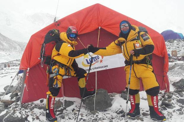 Only 302 climbers have ever made it to the summit of K2, and all of them did it in summertime.