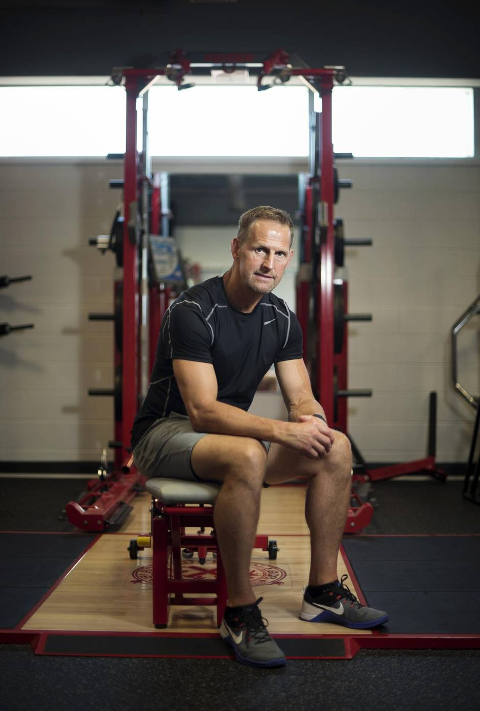 Gary Roberts Fitness Trainer And Former Nhl Player Has Helped Transform Connor Mcdavid From A Lean Adolescent Into Game Ready Professional