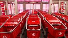 Target will open an additional 17 stores in Canada on Tuesday. (Tim Fraser For The Globe and Mail)