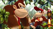 Amped-up difficulty and the relative lack of new ideas make it tough to really enjoy Donkey Kong Country: Tropical Freeze, despite its beautifully inviting environs. (Nintendo)