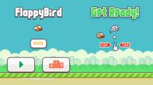 Flappy Bird, the addictive and difficult mobile game created by Dong Nguyen. (iTunes.com)