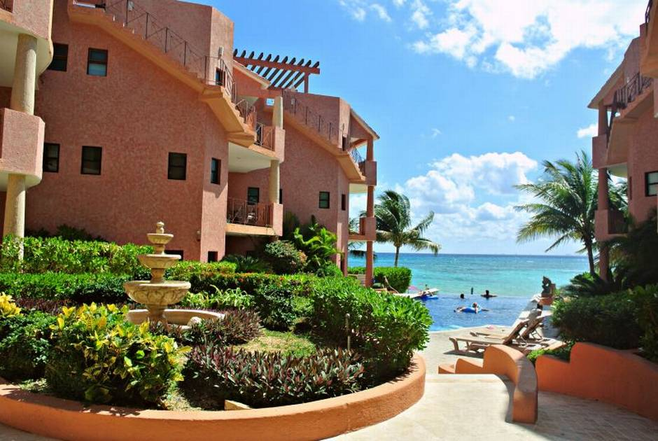Beach Side Yucatan Towns Offer Mexico Lite Living
