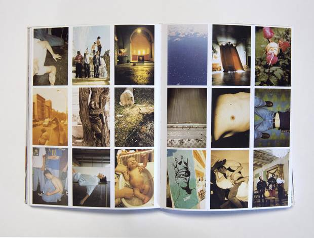 Tillmans gained attention in the mid-1990s with mostly colour images of the world he was inhabiting.