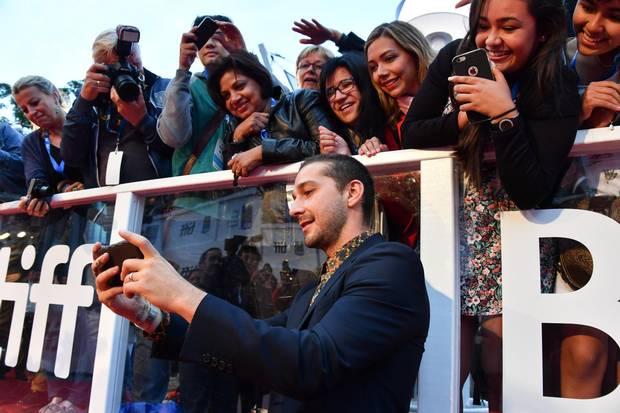 tiff 2017 celebrations and soirées greet film fest stars the