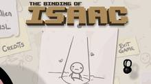 A screenshot from avant-garde indie hit The Binding of Isaac (Edmund McMillen)