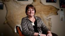 Arresting absenteeism is a key starting point in making northern schools work for locals, says Mary Simon, chair of the National Committee on Inuit Education. (Dave Chan For The Globe and Mail)