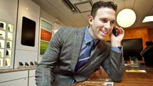 Wind Mobile's Anthony Lacavera (JENNIFER ROBERTS/Jennifer Roberts for the)