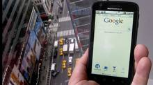 "Though Google was the first to debut indoor positioning, other companies have been developing similar technology for years. A new report from technology research firm Grizzly Analytics rated five companies (Google, Microsoft, Nokia, Qualcomm and Research In Motion) as having ""mature"" indoor positioning research. The New York-based firm ranked the companies by the breadth of their research and the number of years they've been working on indoor positioning. (Brendan McDermid/Reuters)"