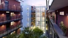 Yu condominium, by Beijing-based Modern Green. (Modern Green)